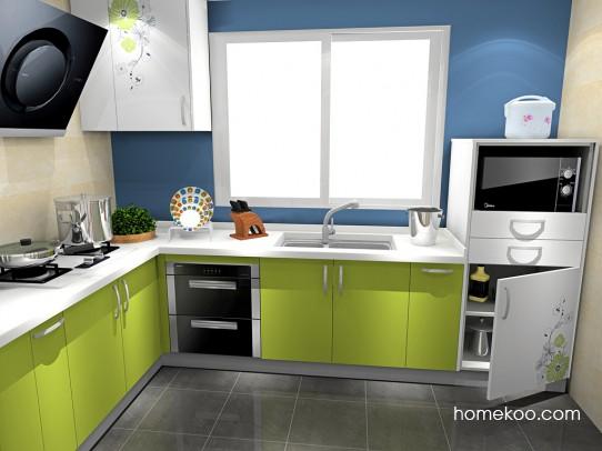 厨房吧台图片1