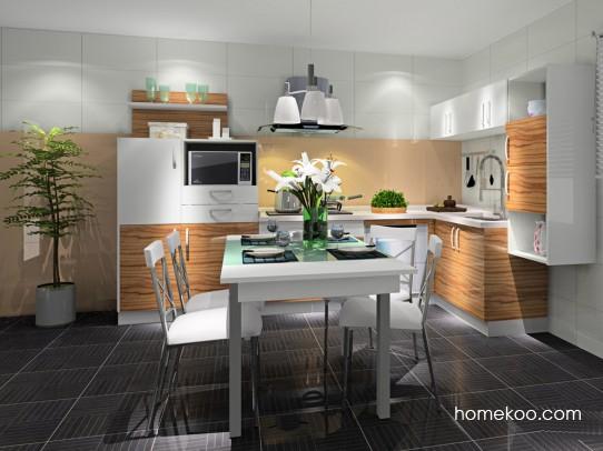 厨房吧台图片3
