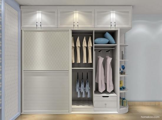 常见的衣柜门板有哪些