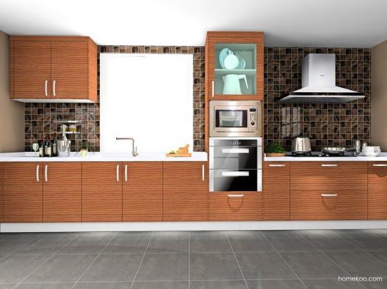 小户型厨房怎么合理装修