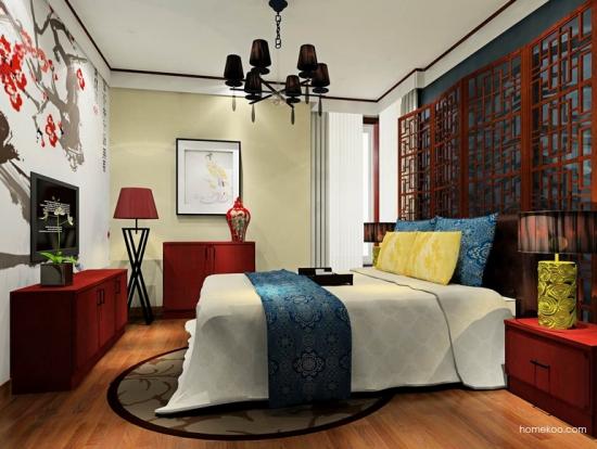 2014卧室装修效果图