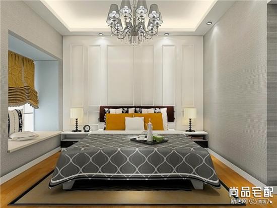卧室装修床头背景墙颜色怎么搭配最好看