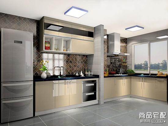 厨房橱柜用什么颜色【这种颜色美呆了】