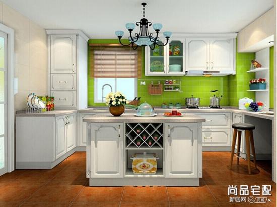 厨房橱柜欧式2款图  3步搭配技巧参考