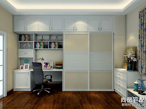 书柜衣柜组合要这样子选购图片