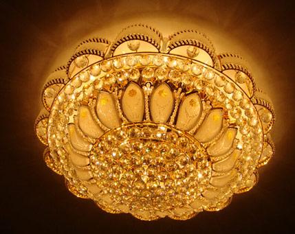 大型水晶灯十大品牌 什么品牌的水晶灯好