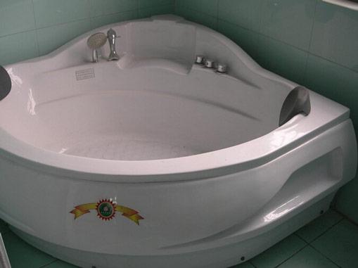 扇形浴缸好吗 扇形浴缸怎么样