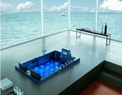 双人浴缸多大 双人浴缸尺寸规格