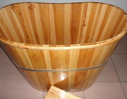 木浴缸尺寸 木浴缸选购技