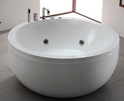 阿波罗圆形浴缸质量怎么样