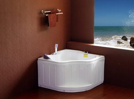 扇形浴缸最小尺寸是多少
