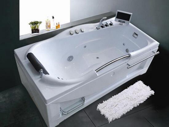 双人冲浪浴缸规格 双人冲浪浴缸品牌
