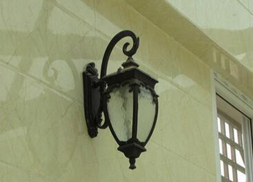 室外壁灯高度有哪些标准
