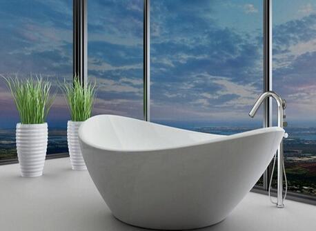 亚克力冲浪浴缸  亚克力浴缸品牌价格