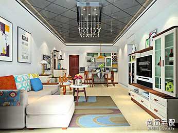客厅吸顶灯尺寸如何选择