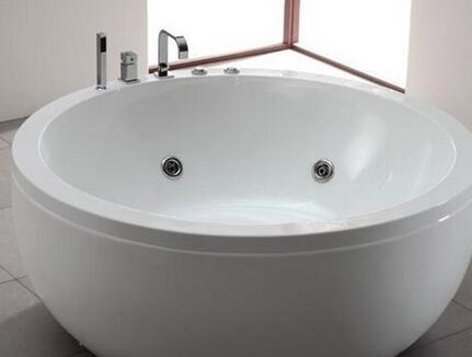 大型圆形浴缸尺寸是多少