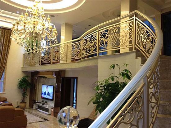 铜楼梯扶手报价多少钱