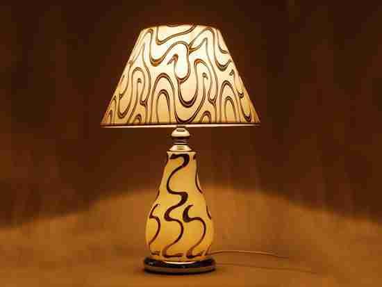 欧式台灯卧室台灯